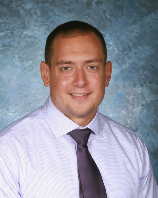 Mr. Henrekin, Assistant Principal & Athletic Director